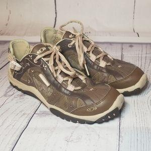 Salomon  Contagrip Water trail hiking shoes Wm  7